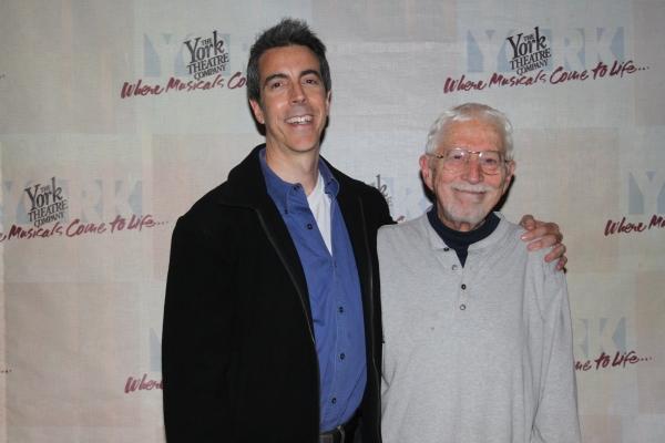 Joseph Thalken and Tom Jones Photo
