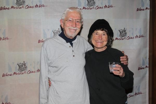 Tom Jones and Janet Watson