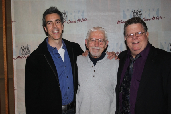 Joseph Thalken, Tom Jones and James Morgan Photo