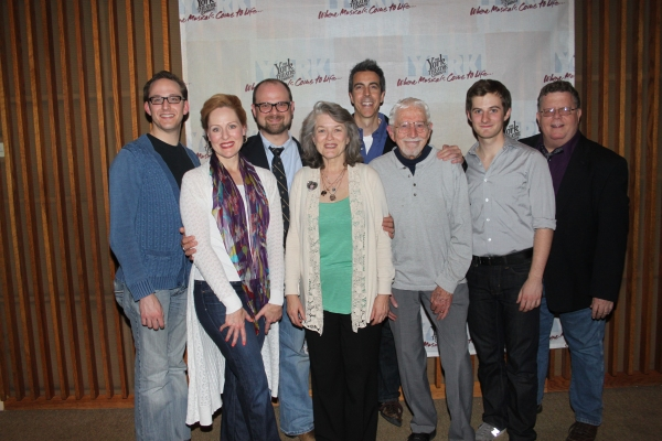 John Bell, Donna English, Carl Andress, Cass Morgan, Joseph Thalken, Tom Jones, Matt Dengler and James Morgan at Matt Dengler, Cass Morgan et al. in HAROLD AND MAUDE at Tom Jones Festival!