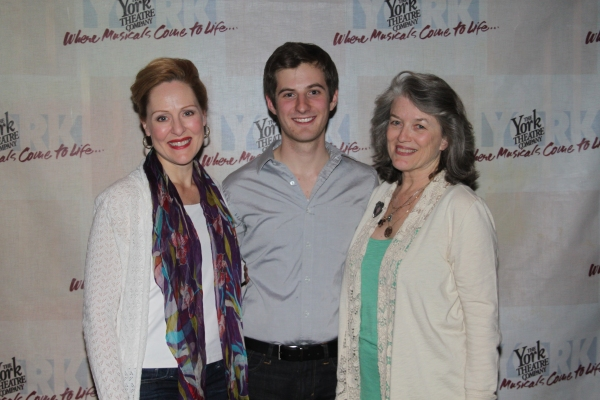 Donna English, Matt Dengler and Cass Morgan at Matt Dengler, Cass Morgan et al. in HAROLD AND MAUDE at Tom Jones Festival!