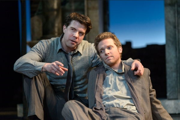 Paul Hurley, Christian Durso at First Look at ROMEO AND JULIET at Cleveland's Great Lakes Theater thru 4/28