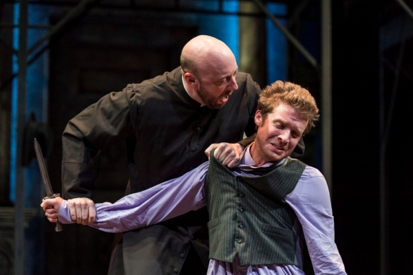 Photo Flash: First Look at ROMEO AND JULIET at Cleveland's Great Lakes Theater thru 4/28