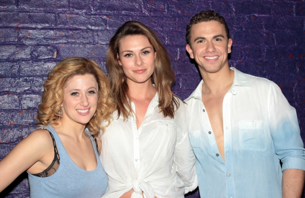 Caissie Levy, Siobhan Dillon, Richard Fleeshman