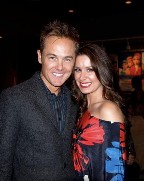 Kevin Odekirk and Cassandra Murphy