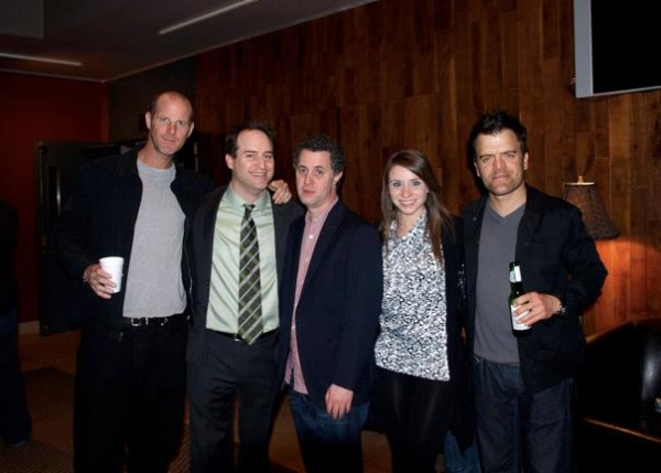 Brian Kite, Jeff Maynard, Jodi Tanowitz and Kevin Weisman