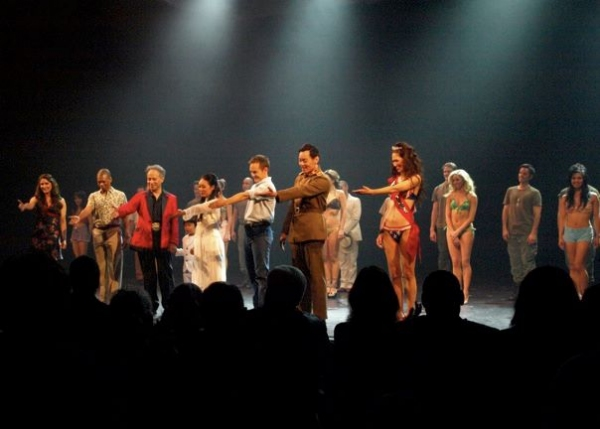 Photo Flash: Cast and Crew at La Mirada's MISS SAIGON LA Press Opening!