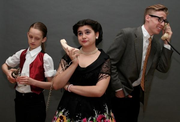 Gabriel Mervin-Leroy, Lexi Rodriguez and Jacob Kornwolf