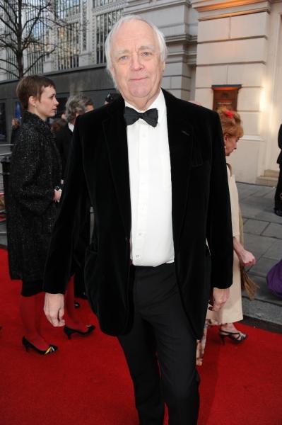 Tim Rice at 2012 Olivier Awards Red Carpet Arrivals!