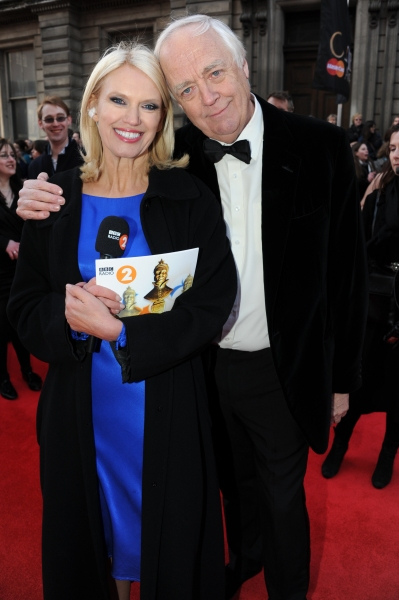 Anneka Rice and Tim Rice