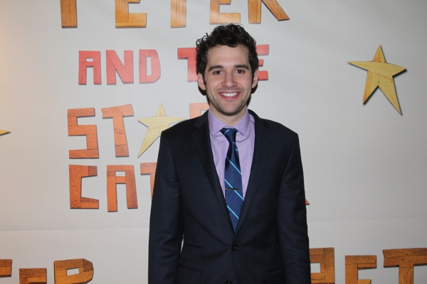 Photos: PETER AND THE STARCATCHER Opening Night Party