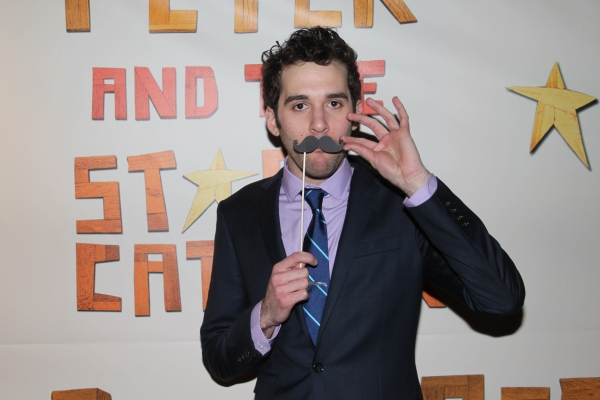 Photo Coverage: PETER AND THE STARCATCHER Opening Night Party