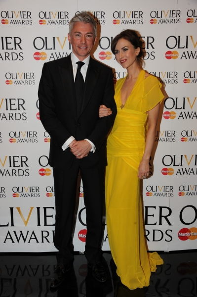 Jonathan Edwards and Katherine Kelly Photo