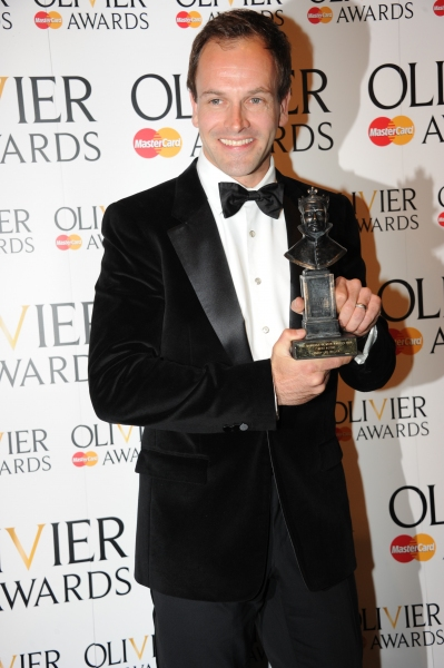 Photo Flash: 2012 Olivier Awards; MATILDA Cast and More in the Winners' Room!
