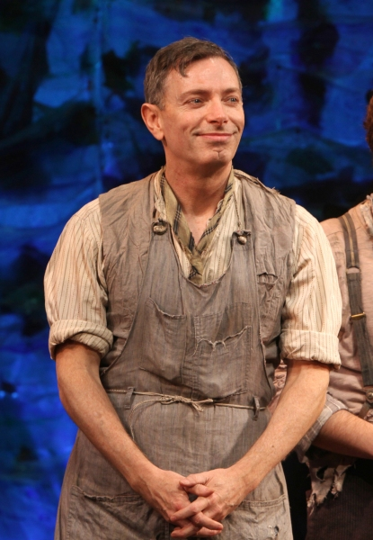 Photo Coverage: PETER AND THE STARCATCHER - Opening Night Curtain Call on Broadway!