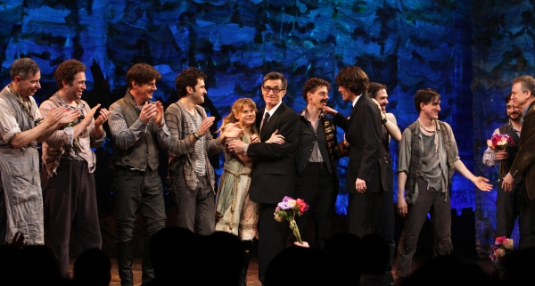 Photos: PETER AND THE STARCATCHER - Opening Night Curtain Call on Broadway!