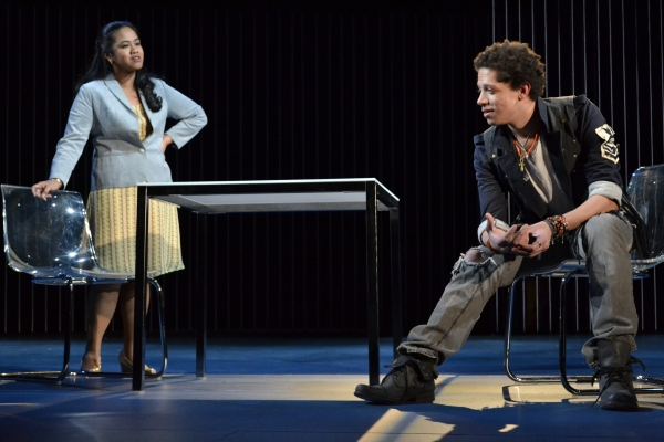Photo Flash: First Look at Fordham University's SWOONY PLANET