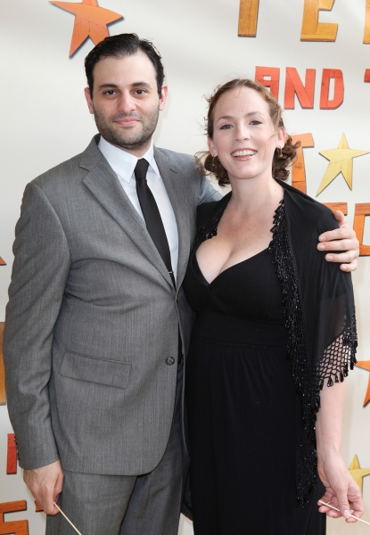 Arian Moayed & Krissy Shields