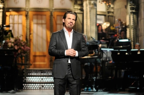 Josh Brolin at Josh Brolin Hosts SATURDAY NIGHT LIVE