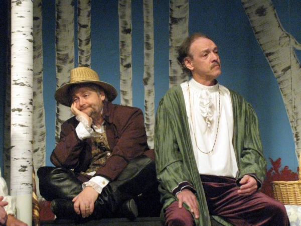 Photo Flash: First Look at Actors' NET's AS YOU LIKE IT