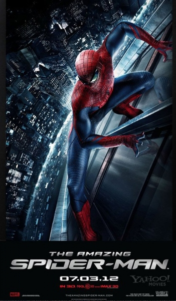 Photo Flash: New Poster Art Released for THE AMAZING SPIDERMAN!