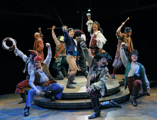 "The Lincolnshire Marriott's ""Pirates"": Theatrically Good to Great, But Musically Frustrating"