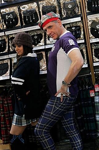 Mila Kunis & Craig Ferguson at First Look - Mila Kunis et al Join CRAIG FERGUSON in Scotland, Beg. 5/14