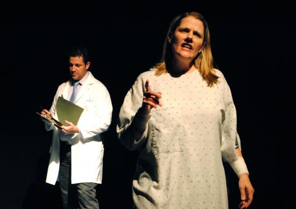 Wendy Baird and Mark Allen
