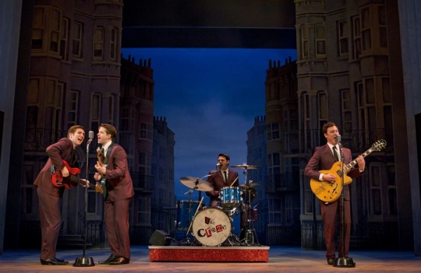 Photos: ONE MAN, TWO GUVNORS- New Production Shots!