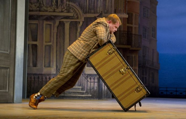 Photo Flash: ONE MAN, TWO GUVNORS- New Production Shots!