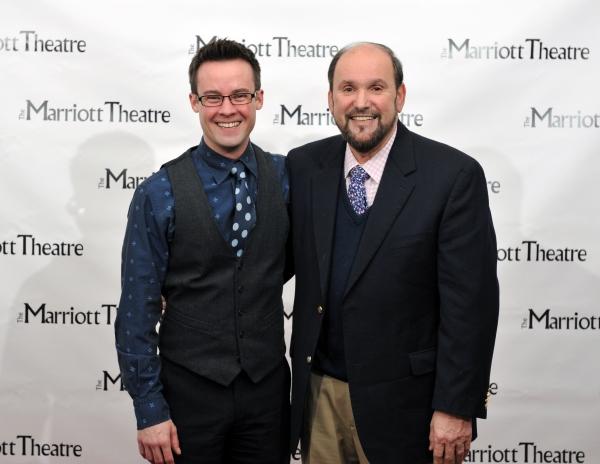 Matt Raftery and dominic Missimi Photo