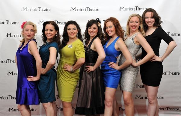 Kelly Anne Clark, Susan Moniz, Christine Mild, Natalie Ford, Alex Palkovic, Christine Perkins, Patricia Noonan