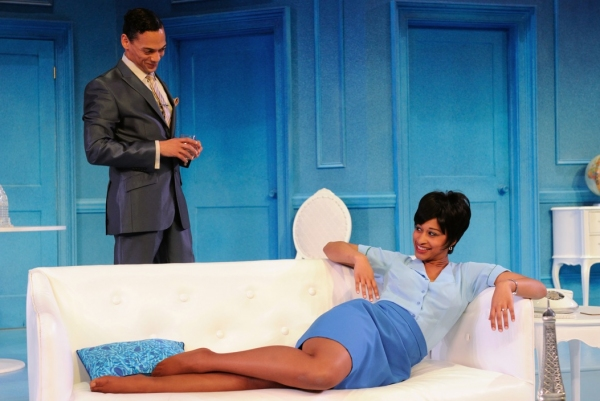 Photo Flash: Production Shots from Trinity Rep's BOEING-BOEING
