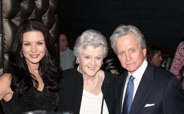 Photo Coverage: Michael Douglas, Catherine Zeta-Jones et al. at Eugene O'Neill Theater Center's Monte Cristo Awards!
