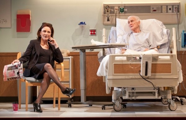 Photo Flash: First Look at THE LYONS on Broadway!