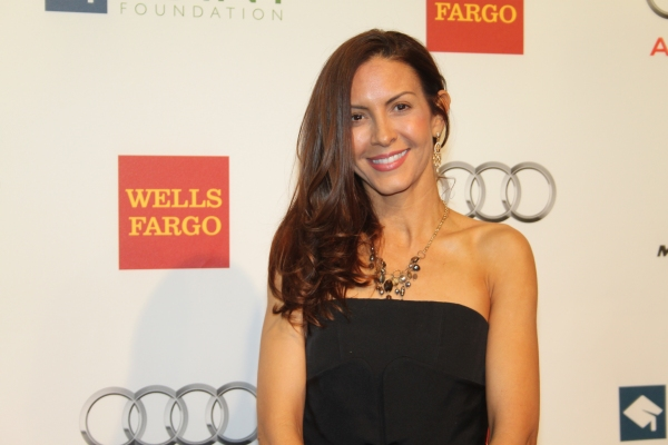 Michelle Clunie at Point Honors New York 2012 Gala