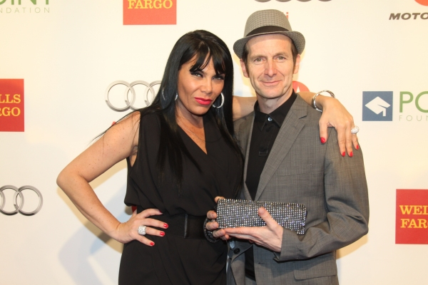 Renee Graziano and Denis O'Hare