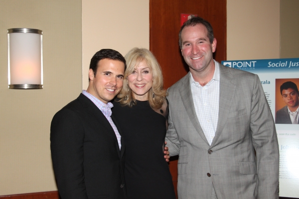 Terrence Meck, Judith Light and Todd Sears