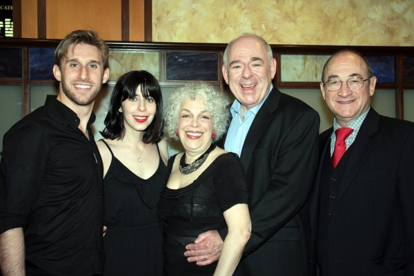 Photo Coverage: Bill Army, Marilyn Sokol et al. in Old Jews Telling Jokes, Previews Begin Tonight, 5/1