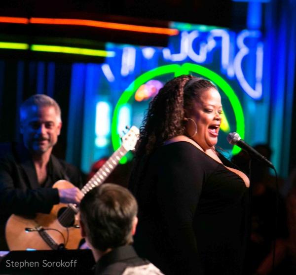 Photo Flash: Natalie Douglas Brings FREEDOM SONGS to Birdland!