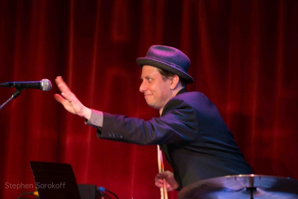 Photo Flash: Clint Holmes, Matt Leisy, et al. at CAST PARTY!