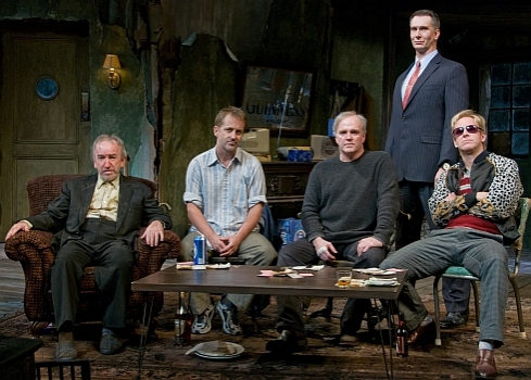 Photo Flash: Houston's Alley Theatre Presents THE SEAFARER