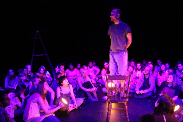 Photo Flash: Invisible Dog Art Center Presents SPOON RIVER ANTHOLOGY