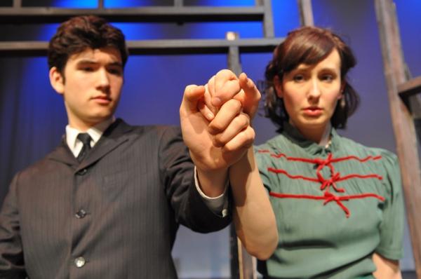 Bryan Gula and Tori Gresham