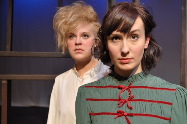 Kirsten Delohr Helland and Tori Gresham