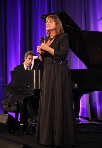 Joseph Thalken & Patti Lupone