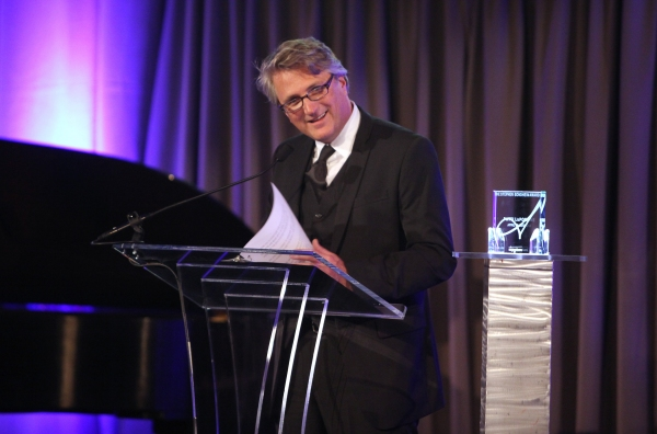Eric Schaeffer  at EXCLUSIVE Signature Theatre Honors Patti LuPone at the Annual Stephen Sondheim Awards Gala!