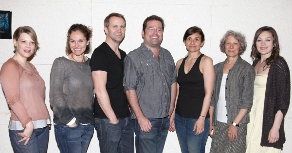 Kellie Overbey, Amy Brenneman, Lee Tergesen, Peter DuBois, Gina Gionfriddo, Beth Dixon and Virginia Kull