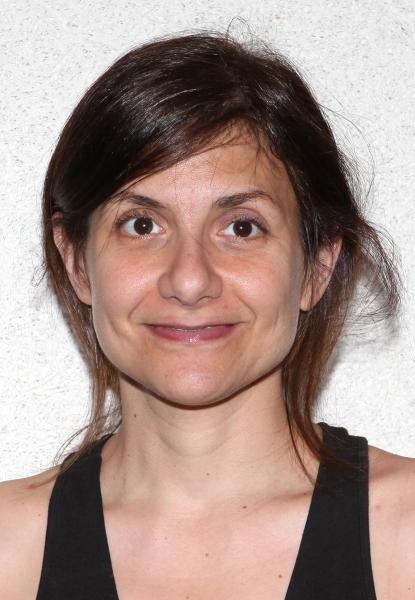 Playwright Gina Gionfriddo