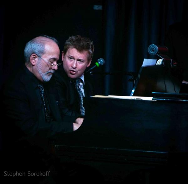 Barry Levitt & Johnny Rodgers